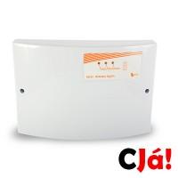 Central de Cerca Elétrica GCP 10000 LIGHT, Com certificação de Segurança INMETRO, Carregador-Flutuador de bateria incorporado