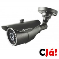 Câmera de Segurança Luna Grey 3.0