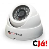 Câmera de Segurança Luna White 3.0