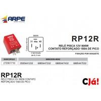 RP12R RELE PISCA 12V 800W CONTATO REFORÇADO 180A DE PICO