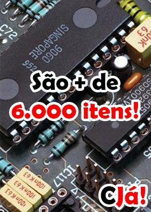 Mais de 6.000 Itens!!!