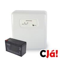 SS1100 Central Alarme com 4 setores COM BATERIA
