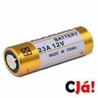 Bateria 12v - Mod: A23 Para Controle De Portão Para Controle De Portão