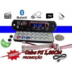 Placa Leitor De Usb Mp3 / Fm / B..